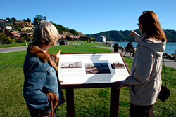 The Tiburon Historical Trail